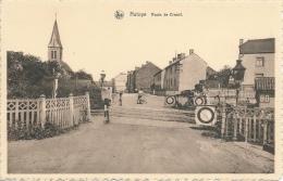 Natoye -Route De Dinant - Passage à Niveau ( Voir Verso ) - Hamois