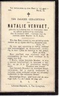 DP: Natalie Vervaet - Lokeren - Vieux Papiers