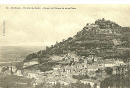 Cénac. Les Ruines Du Chateau Du Roi Et Cénac. - Sonstige Gemeinden