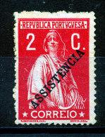 Portugal  N°223* Cérès - Unused Stamps
