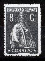 Portugal  N°214* Cérès - Unused Stamps