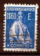 Portugal  N°294 Cérès - Used Stamps