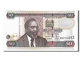 Kenya, 50 Shillings Type D. Toroitich - Kenya