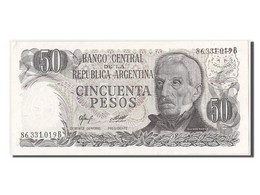 Argentine, 50 Pesos Type San Martin - Argentine