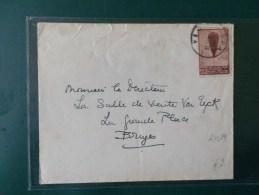 A4099  LETTRE  SPA  1932 - Belgien