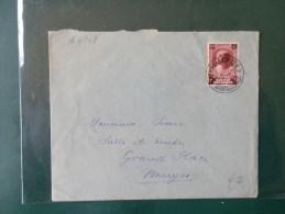 A4108   LETTRE  1937  HEYST - België