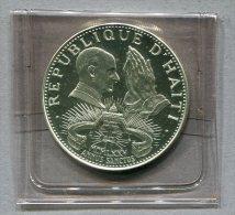 3190 - HAITI - 50 Gourdes Papst Paul VI. Von 1974 - Auflage / Mintage 960 Stück - Pope (portofrei / Free Of Postage) - Haiti