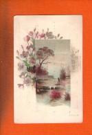 1 Image Chromo  Lessive Pheniquee 12 X 8 Cm - Trade Cards