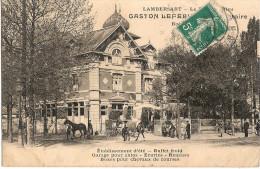 59 LAMBERSART   LE PAVILLON BLEU  GASTON LEFEBVRE - Lambersart