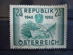 AUTRICHE 849 Oblitéré - 1945-60 Usati