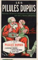 Publcité : Les Pillules Dupuis ( En L'état) - Publicité