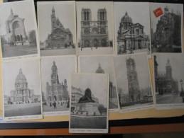 LOT DE 11 CARTES COLLECTION PETIT JOURNAL....PARIS. - Cartes Postales