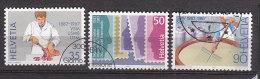 PGL BB676 - SUISSE Yv N°1284/86 - Suisse