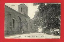 Puy De Dôme - LE BRUCERON - LE BRUGERON - Place De L'Église - Frankreich