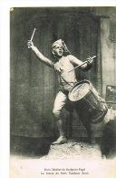ART - SCULPTURE - FAGEL- Dans L'Atelier Du Sculpteur FAGEL- La Statue Du Petit Tambour Stroh -2 Timbres TaxeRECTO VERSO - Sculture