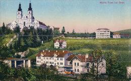 Maria Trost Bei Graz Austria, Bahnhof Tramway (72565) - Graz