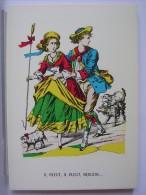 IL PLEUT IL PLEUT BERGERE - IMAGES D'EPINAL - PELLERIN - Fairy Tales, Popular Stories & Legends