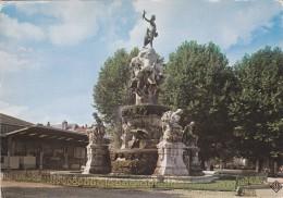 Cp , 65 , TARBES , Fontaine Duvignau Bousiques - Tarbes