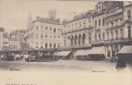 Antwerpen    Place De Meir  Paardentram                       Scan 6181 - Antwerpen
