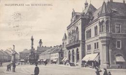 N.O.31  --  KORNEUBURG  --  HAUPTPLATZ  --  1910 - Korneuburg