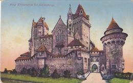 N.O.33  --  BURG KREUZENSTEIN BEI KORNEUBURG - Korneuburg