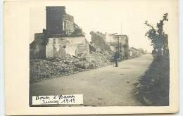 ANNAY - Route St. Harnes - Autres Communes