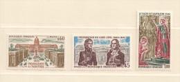 FRANCE  ( D15- 5294 )   1973  N°YVERT ET TELLIER  N° 1774/1776  N** - Neufs