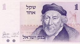 BILLET # ISRAEL # 1 SHEQEL # 1978 / PICK 43 #  NEUF   # - Israel