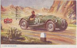 2 LITRE FRAZER-NASH MILLE MIGLIA   - 1957 -  (by Raymond Groves)  -  England - Auto/Car/Voiture - PKW