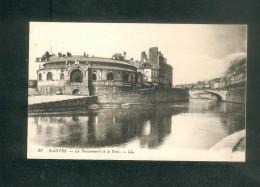 Nantes (44) - La Poissonnerie Et Le Pont ( Conserverie Amieux Freres LL 93) - Nantes