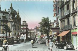 Saint Etienne,  1956 - Avenue De La Libération - Viaggiata - Saint Etienne