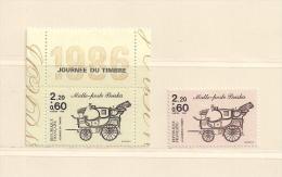 FRANCE  ( D15- 5343 )   1986  N°YVERT ET TELLIER  N° 2411/2412    N** - Nuovi