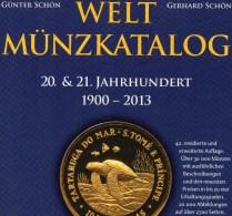 Coins Of The World Welt-Münzkatalog 2014 Schön New 50€ Münzen 20/21.Jahrhundert A-Z Europa Amerika Afrika Asien Oceanien - Télécartes