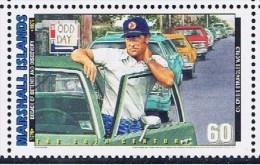 MH Marshallinseln 1999 Mi 1243 Mnh Ölkrise - Marshall Islands