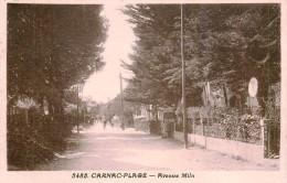 CARNAC PLAGE - AVENUE MILN - ANIMATION - Carnac