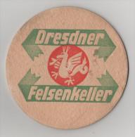 Bierdeckel Dresden Dresdner Felsenkeller VK ? - Bierdeckel