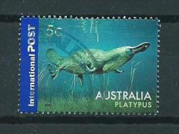 2006 Australia Wildlife,animals,dieren,tiere ''platypus''  Used/gebruikt/oblitere - 2000-09 Elizabeth II