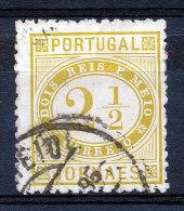 Portugal  N°50A - Oblitérés