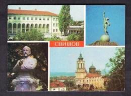 36-595 // BG - SVISTOV  DIE DONAU - STADT - Bulgarie