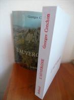L' Auvergne (Georges Conchon) éditions Arthaud De 1973 - Auvergne