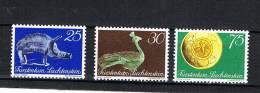 Liechtenstein 1971 484/486 ** - Nuovi