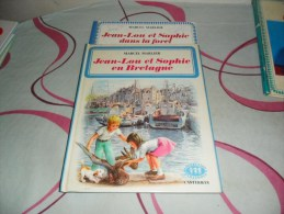 Jean-lou Et Sophie (lot De 3 Livres) - Livres, BD, Revues