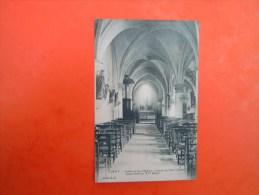 Cpa   LIMAY - 78  - Intérieur De L´église - Choeur Du XIII° Siècle - Yvelines  - - Limay