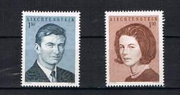 Liechtenstein 1967 N° 426/427 ** - Nuovi