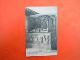 Cpa  église De  LIMAY - 78  - Tombeau De Jean Chenu .....- Yvelines  - - Limay