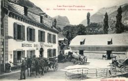 Gavarnie - L'Hotel Des Voyageurs - Calèches - Gavarnie