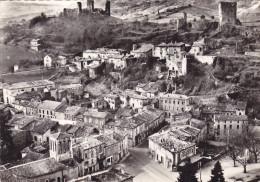 11120# BOURDEAUX DROME VUE GENERALE ET VESTIGE FEODAUX 1959 - Frankreich