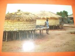 B12 Angola Togo Silo De Mais - Angola