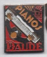 Musique , Pianos Daudé , Piano , Paris - Music