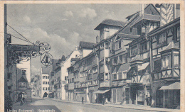 22356 LINDAU Im Bodensee - Hauptstrabe -kunstverlag Erwin Burda !attention Etat ! - Lindau A. Bodensee